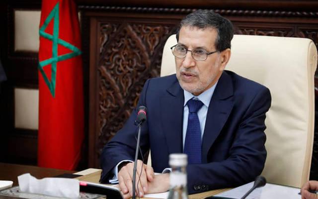 رئيس الحكومة سعد الدين العثماني