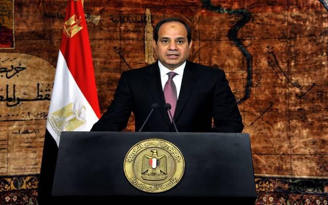 السيسي يبحث مع وزير خارجية الولايات المتحدة الأوضاع في ليبيا