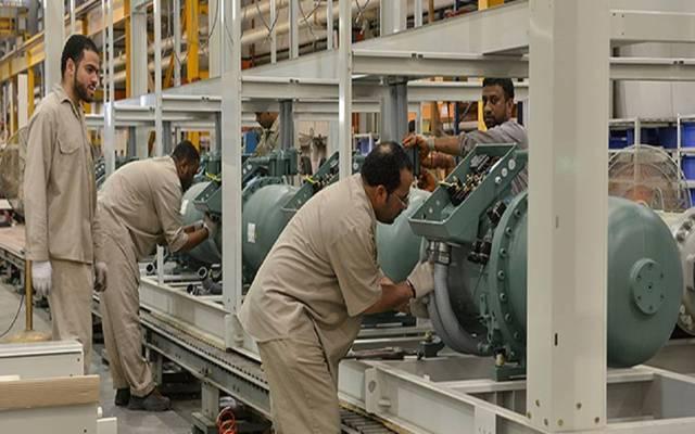مصنع تابع لشركة الزامل للاستثمار الصناعي