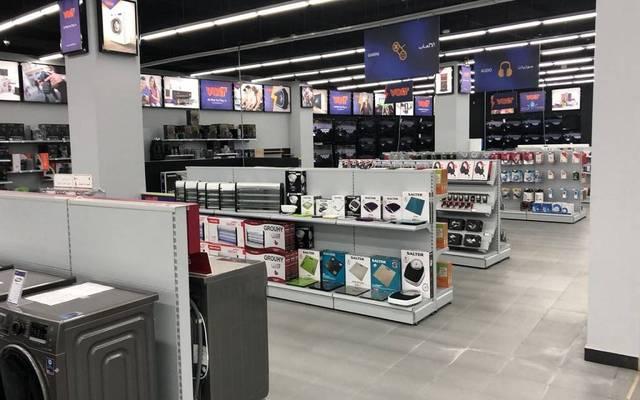 منفذ لبيع الأجهزة الكهربائية