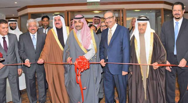 بالصور.. وزير النفط البحريني يفتتح المؤتمر الدولي للثورة الصناعية الرابعة