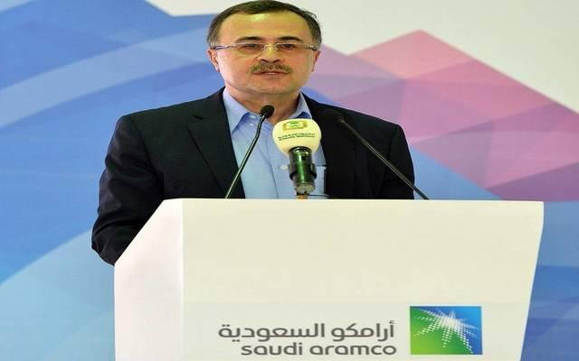 رئيس شركة أرامكو السعودية أمين الناصر - أرشيفية