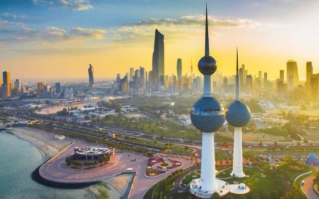 منطقة الأبراج في الكويت