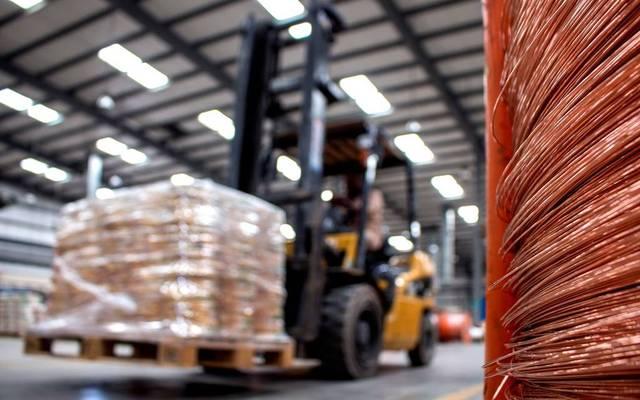 مصنع تابع لشركة الشرق الأوسط للكابلات المتخصصة (مسك)