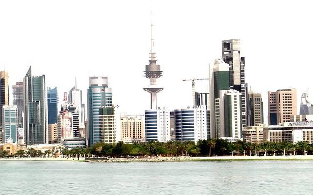 الصورة من العاصمة الكويت