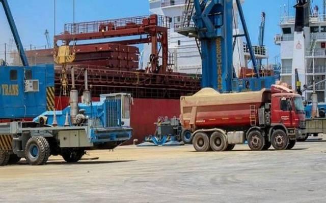 مجلس إداة موانئ البحر الأحمر وافق على مساهمة الهيئة بنسبة 5% فى الشركة المزمع إنشاؤها بهيئة ميناء دمياط للخدمات اللوجيستية