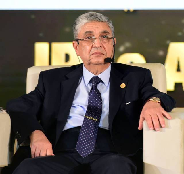 Minister of Electricity and Renewable Energy, Mohamed Shaker