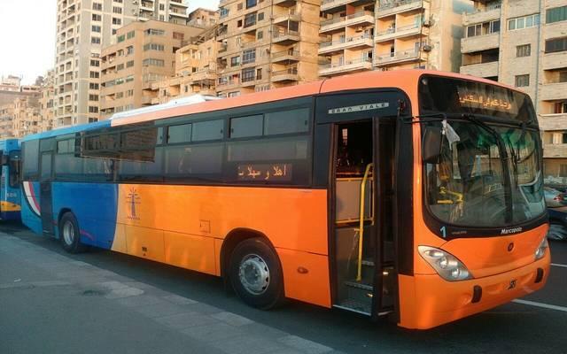 الشركة  تسعى خلال العام المالي المقبل إلى تنفيذ عدد 250 أتوبيس بشركات نقل الركاب الثلاث التابعة للشركة القابضة