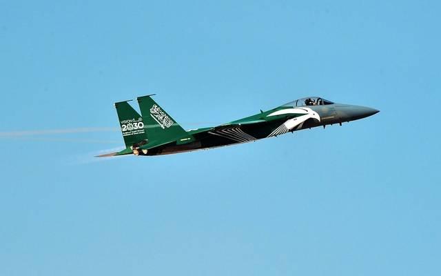 طائرات حربية تابعة للقوات السعودية