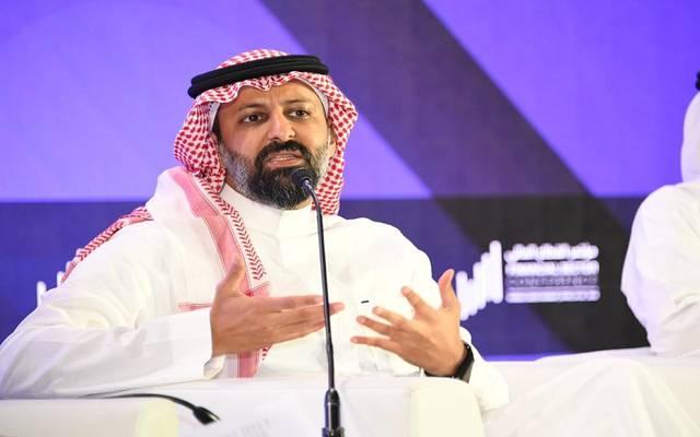 رئيس مجلس هيئة السوق المالية السعودية محمد القويز- أرشيفية
