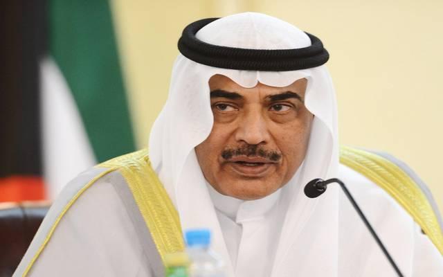 الشيخ صباح الخالد الحمد الصباح نائب رئيس مجلس الوزراء الكويتي ووزير الخارجية