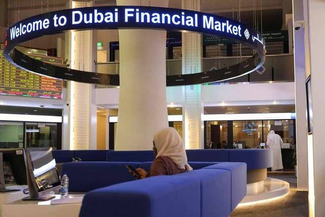 Emaar Properties topped the rising blue chips
