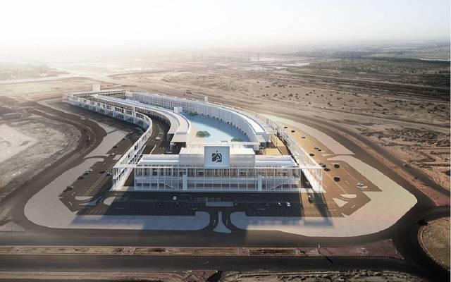 صورة للمشروع الواقع في مدينة جابر الأحمد السكنية بدولة الكويت