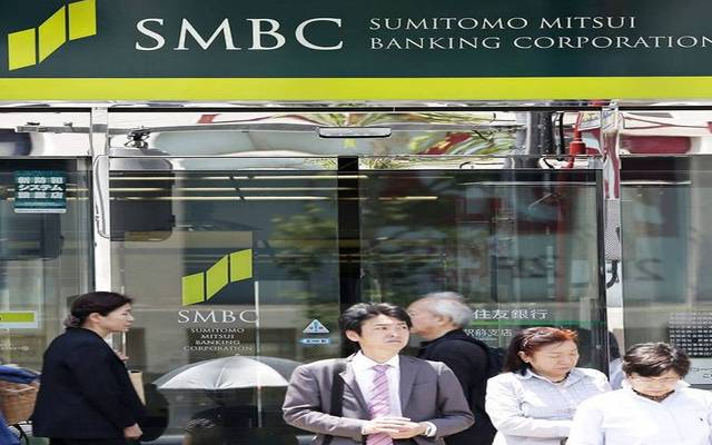 Japan's Mitsui Sumitomo bank opens its 1st branch in Saudi Arabia