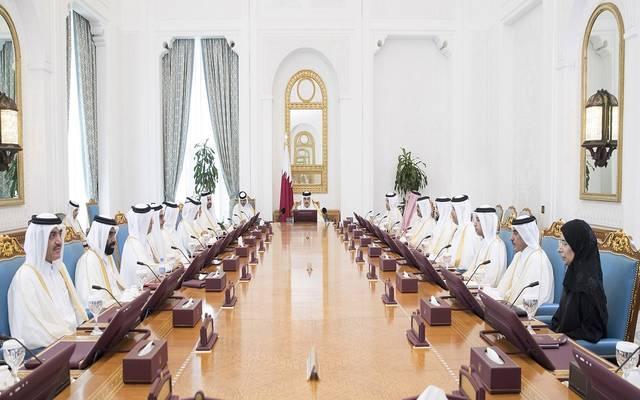 مجلس الوزراء القطري - أرشيفية