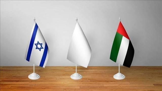 علما الإماراتية وإسرائيل