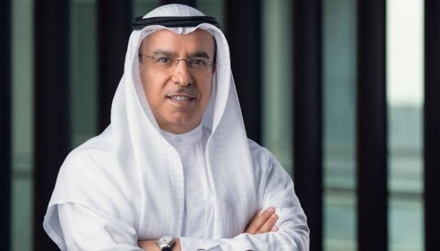 خالد بن كلبان، العضو المنتدب وكبير المسؤولين التنفيذيين في شركة دبي للاستثمار