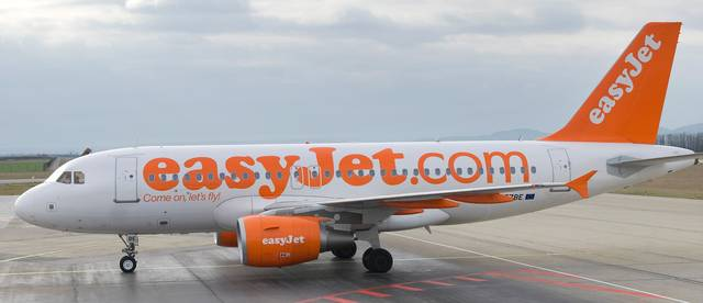 EasyJet will operate 2 flights/week from Manchester to Sharm