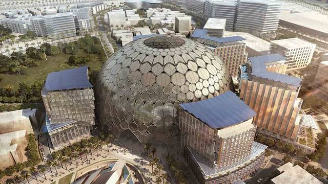 Expo 2020 site will evolve into District 2020