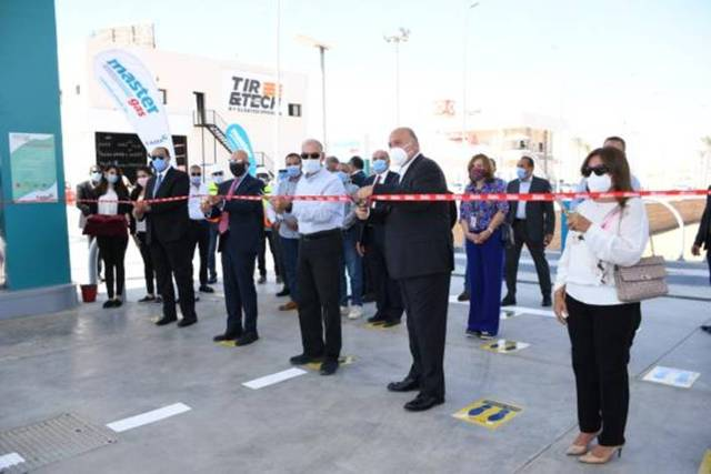 TAQA Arabia, Chill Out launch 1st natural gas fuelling station in New Cairo