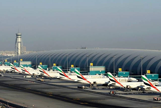 طائرات تابعة لطيران الإمارات