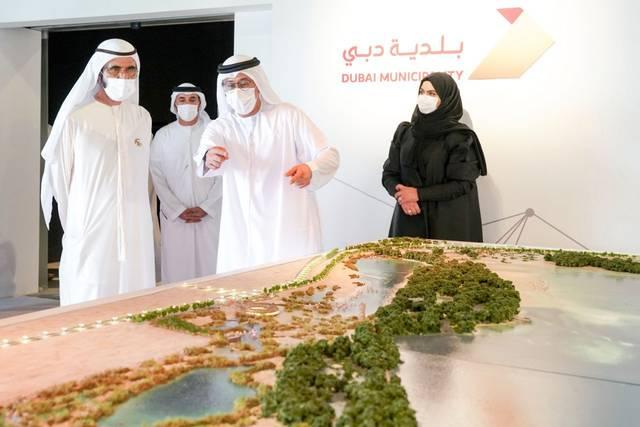 حاكم دبي، الشيخ محمد بن راشد آل مكتوم