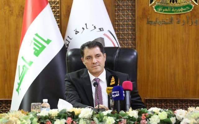 وزير التخطيط العراقي نوري صباح الدليمي - أرشيفية