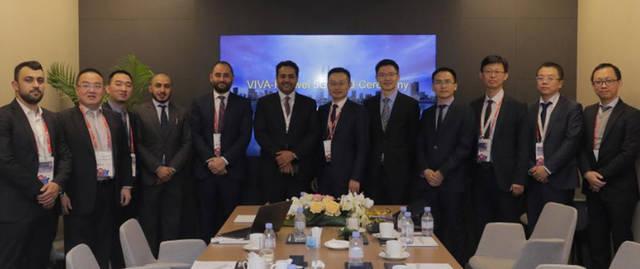 """""""فيفا البحرين"""" و""""هواوي"""" يتعاونان لتطوير الأنظمة التكنولوجية"""