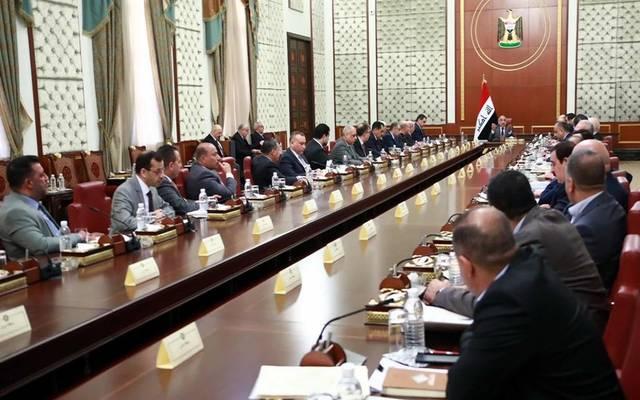 خلال اجتماع سابق للحكومة العراقية - أرشيفية