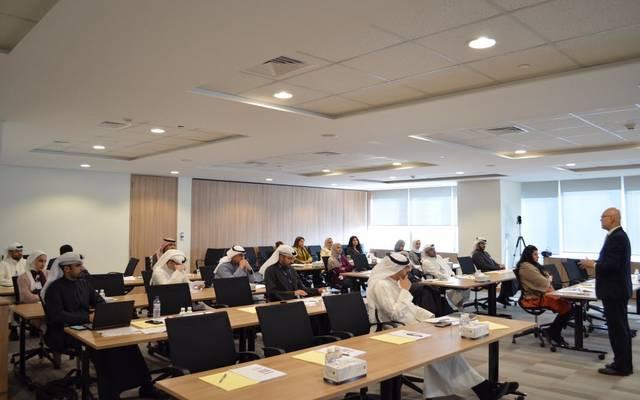 البرنامج استهدف شرح المبادئ الرئيسية لتصميم الهيكل النهائي المُستهدف لكيانات البنية التحتية لسوق المال الكويتي