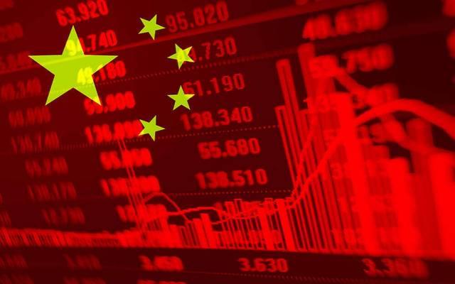 الأسهم الصينية تسجل أول مكاسب أسبوعية في شهر