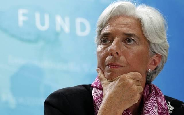 مدير عام صندوق النقد الدولي، كريستين لاغارد