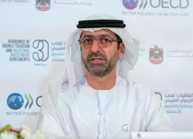 يونس حاجي الخوري- وكيل وزارة المالية الإماراتية