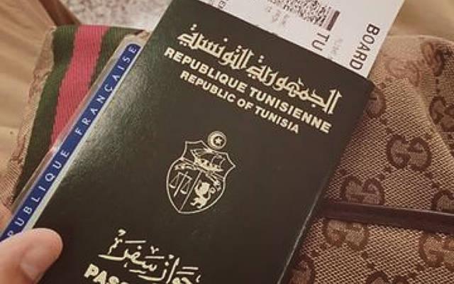 جواز سفر تونسي