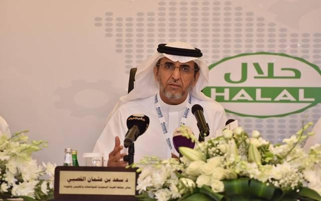 محافظ الهيئة السعودية للمواصفات والمقاييس والجودة، سعد بن عثمان القصبي، أرشيفية