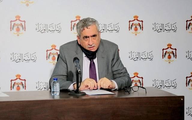 الدكتور نذير عبيدات وزير الصحة الأردني