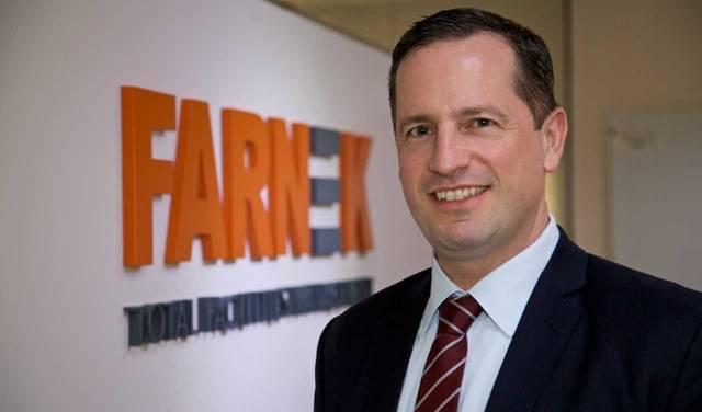Markus Oberlin, Farnek CEO