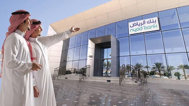 Riyad Bank's profits also increased 13% to SAR 3.3 billion from January to September 2018