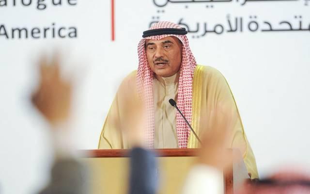 نائب رئیس مجلس الوزراء وزیر الخارجیة الكويتي، الشیخ صباح خالد الحمد الصباح