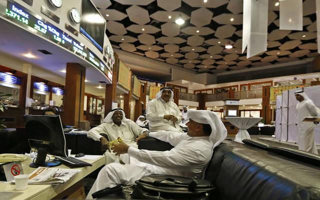 تعاملات الخليجيين جاءت بمحصلة بيعية بنحو 596.79 ألأف درهم
