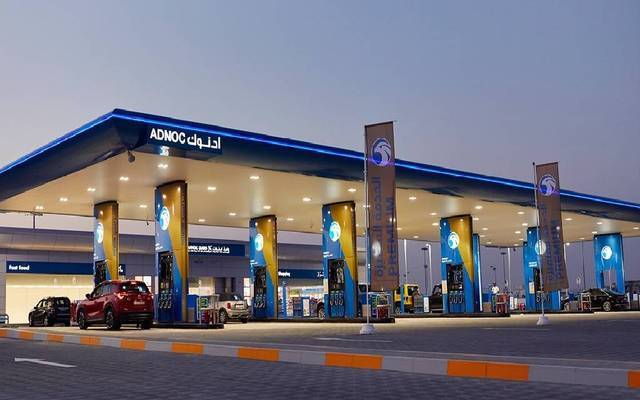 إحدى محطات توزيع الوقود