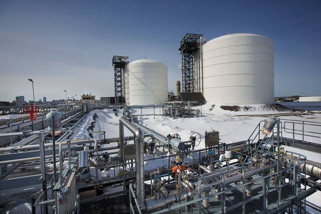 US natural gas storage falls as prices rise