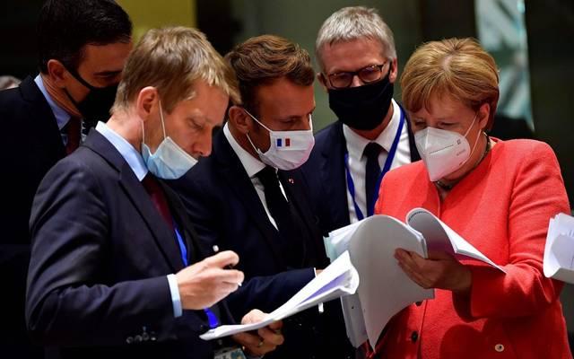 قادة الاتحاد الأوروبي يتوصلون لاتفاق بشأن صندوق التعافي