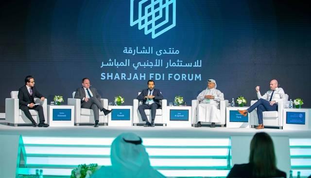 فعاليات سابقة لمنتدى الشارقة للاستثمار الأجنبي المباشر