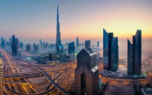 Dubai's CPI reached 109.44 points by the end of November