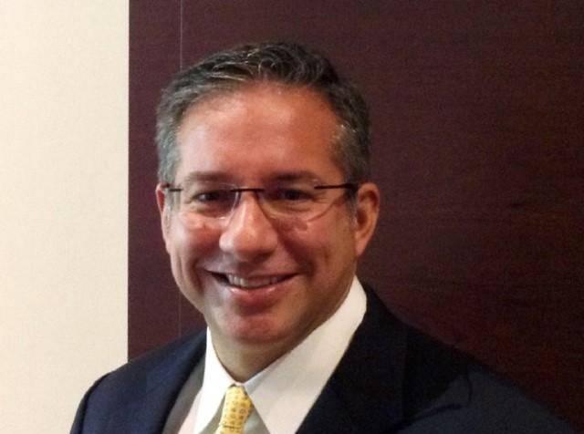 الرئيس التنفيذي لمصرف الراجحي ستيف برتاميني