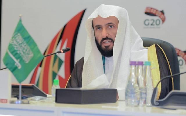 وليد بن محمد الصمعاني وزير العدل السعودي