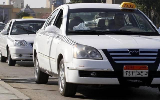 سيارات الأجرة في مصر