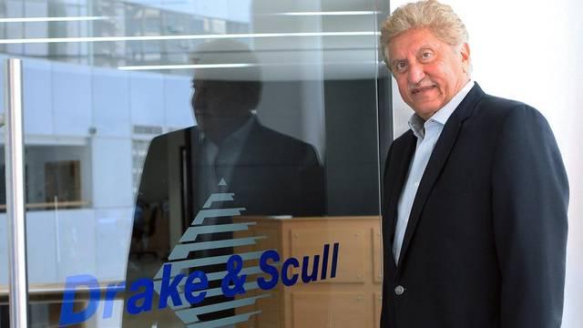 خلدون الطبري الرئيس التنفيذي السابق لشركة دريك آند سكل إنترناشيونال