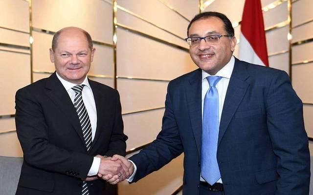 مصر تطالب ألمانيا باستئناف برنامج مبادلة الديون وتخفيض ضريبة المغادرة